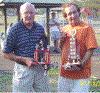 Bob Batterham (2002 Handicap Champion), Phil Stacey