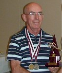 Handicap Champion, Warwick Johnson