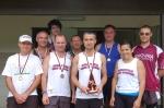 Monthly Handicap winners: Rob, Kevin, Lachlan, Noel, Ted, Stephen, Terry, Rebekah, Brian