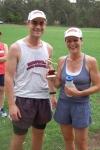 Brian Cardelli, Jodi Gallagher (runner-up)